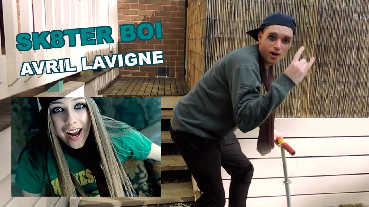 analysis of sk8tr boi by avril lavrigne Avril lavigne's new man has been identified — and let's just say he's no run of  the mill sk8er boi  lavigne and phillip, who is one of five children (meaning  he's probably more of a millionaire heir if the family funds got sliced.