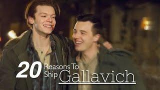 20 reasons to ship gallavich