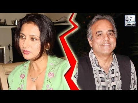 Why Poonam Dhillon PARTED WAYS With Her Husband Ashok ...