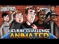THE SIDEMEN HELIUM CHALLENGE ANIMATED!
