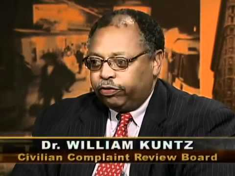 City Talk: William Kuntz, New York City Civilian Review Board