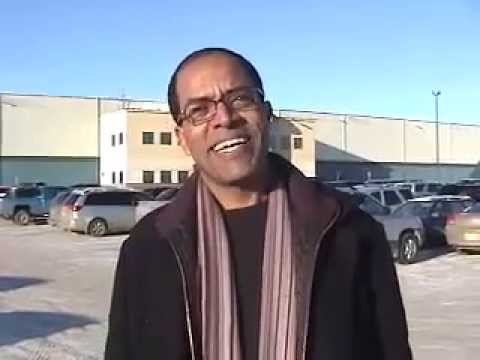 Meet Dawit Isaac, Edmonton-Beverly-Clareview