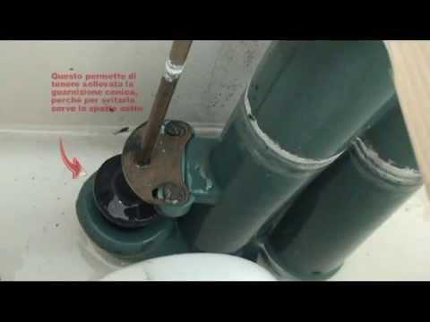Cassetta wc kariba esterna doovi - Cassetta scarico wc esterna montaggio ...