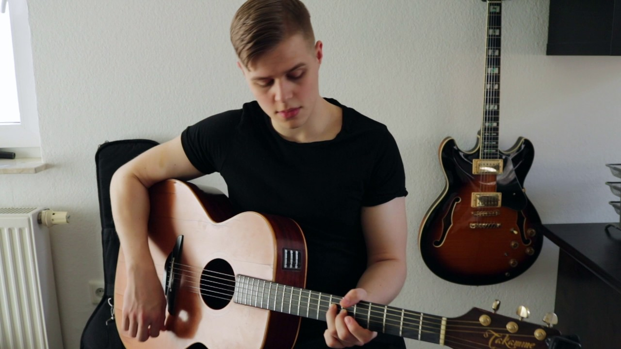 Jonas Carstensen - Weird Fishes Radiohead - Acoustic Cover ...