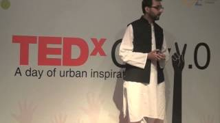 Traveling through Time with Culture & Music | Umair Jaffar | TEDxIslamabad