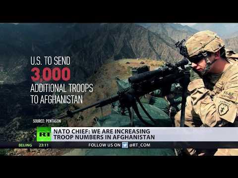 'NATO is increasing troop numbers in Afghanistan to 16,000' – Secretary General