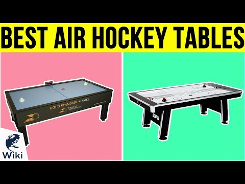 9 Best Air Hockey Tables 2019