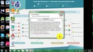 Hướng dẫn cài đặt máy ảo VMware tích hợp sẵn windows XP