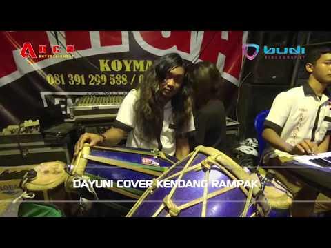 Dayuni Cover Kendang Rampak VOKAL Lilis ANjani - ARGA Entertainmen