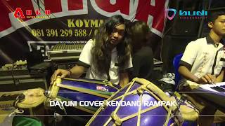 Download Video Dayuni Cover Kendang Rampak VOKAL Lilis ANjani - ARGA Entertainmen MP3 3GP MP4