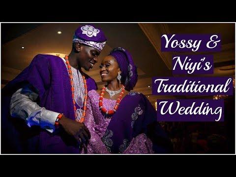 vlog-|-yossy-&-niyi-|-traditional-nigerian-wedding