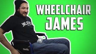 WHEELCHAIR JAMES • A Cow Chop Compilation