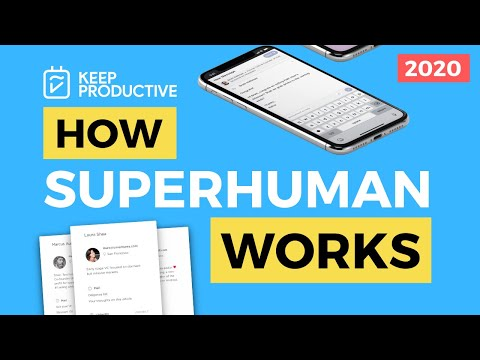 How Superhuman Email Works