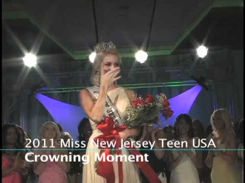 Miss New Jersey Teen USA 2011 Crowning Moment