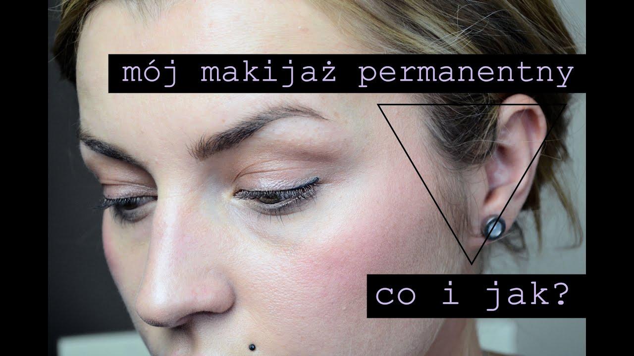 Makijaż Permanentny Kreska Na Górnej Powiece Thepinkrook