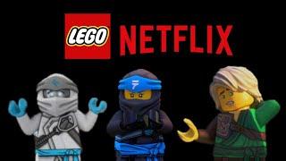 Noutati Lego pe NETFLIX, parti bune, parti rele, parti lipsa