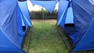 Vlog 35 - Camping en los Cantiles de Luarca (I) Como se pone una tienda de campaña