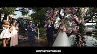 Ведущий на свадьбу в Москве Кирилл Фоменко