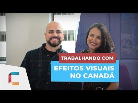 ESTUDO DE CINEMA E ARTES VISUAIS NO CANADÁ COM FERNANDO REULE