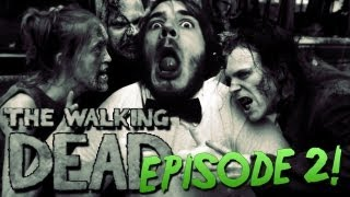 The Walking Dead - OMFG MOMENTS EVERYWHERE! - The Walking Dead - Episode 2 - Part 1 thumbnail