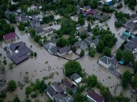 Ставропольский край затопило! (Глазами пострадавших)  Наводнение, Потоп, Паводок, Половодье