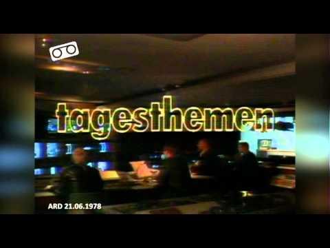 50 Jaar Mickey Mouse + ARD Tagesthemen (21.06.1978)