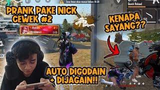 PRANK PAKE NICK CEWEK #2?! FDW AUTO DI JAGAIN + DI GOMBALIN!!