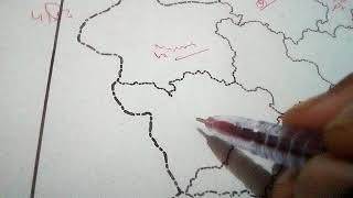 Rajasthan ka map 33th district varna