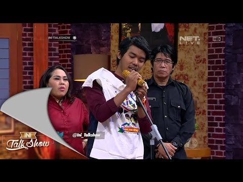 Ini Talk Show 9 September 2015 Part 5/6 -  Indro Warkop, Dodit Mulyanto Dan Tya Arifin