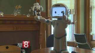 Bristol company creates robot to help children with autism learn life skills