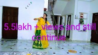 chudi bhi zid pe aayi h dance cover||Rajasthani dance ||Anuradha Paudwal
