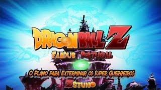Dragon Ball - O Plano para Exterminar os Super Guerreiros Filme Completo FanDub Portugal ᴴᴰ