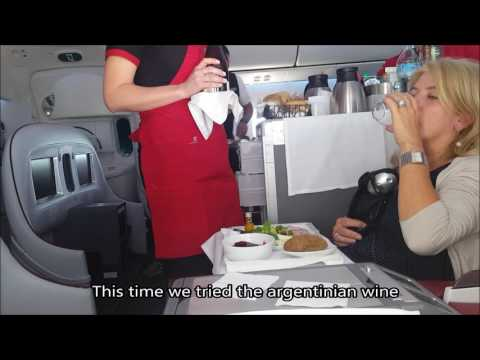 Latam Chile | Business Class | B787-8 | Mad-Fra | *full flight*