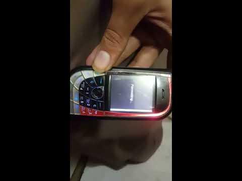 Nokia 7610 Hard Reset
