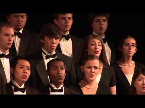 BYU--Hawaii Concert Choir in China