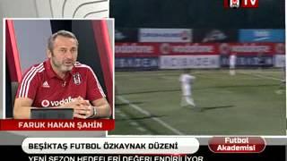 Futbol Akademisi - 1. Bölüm - BJK TV