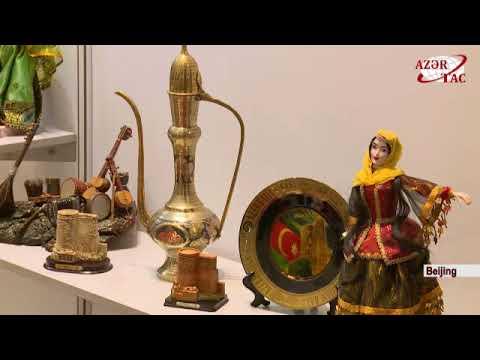 Azerbaijan attends Silk Road Gourmet Carnival Food Festival in Beijing