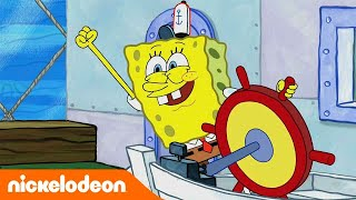 Spongebob Squarepants | Nickelodeon Arabia | سبونج بوب | تمرد!