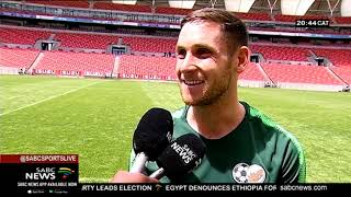 Abundance of talent in the Bafana squad: Furman