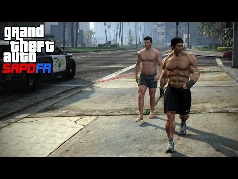 GTA SAPDFR - DOJ 3 - Body Like Tony's...
