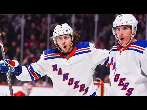 Rangers Stun Habs With 6-5 Win After Trailing By 4
