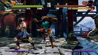 K I  Ultra Combo Beat Down with Rash