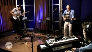 "Timber Timbre performing ""The New Tomorrow"" Live on KCRW"