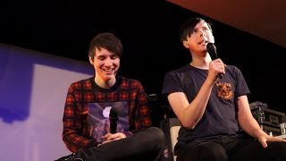 Dan & Phil - How to YouTube!