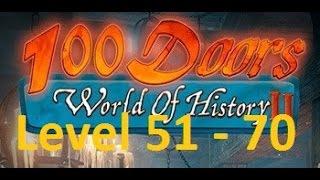 видео 100 Дверей Мир Истории 2 прохождение