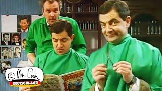 Mr. Beans neuer Look für Weihnachten