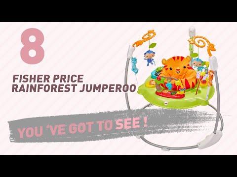 Fisher Price Rainforest Jumperoo // New & Popular 2017