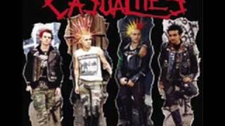 The Casualties - Criminal Class (Lyrics)