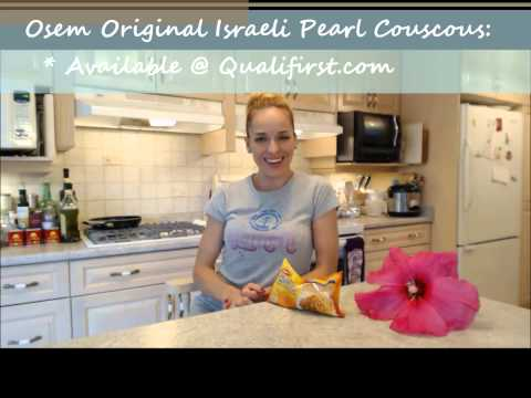 Osem Original Israeli Pearl Couscous: What I Say About Food