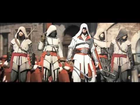 Assassin's Creed Revelations/Brotherhood - Bad Wings (Glitch Mob)